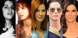 Tak zmieniała się Sandra Bullock