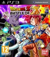 Okładka: Dragon Ball Z: Battle of Z