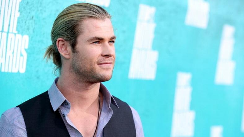 Chris Hemsworth (fot. Getty Images)