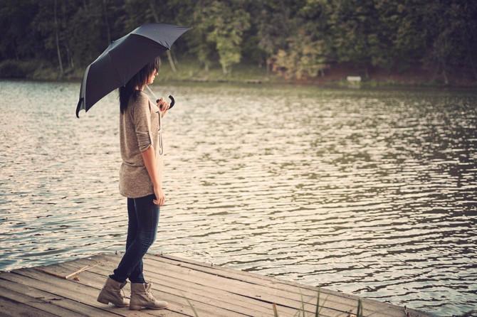 Pokrenite se, podstaknite hormon sreće i po kiši i po suncu