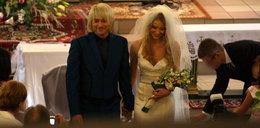 Piotr Rubik nie zgadza się z Katarzyną Skrzynecką na temat ślubu kościelnego