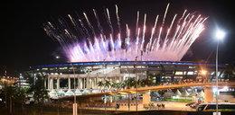 Piękne otwarcie igrzysk. Zobacz zdjęcia!