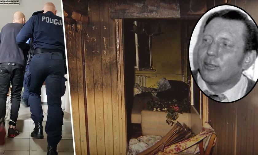 Sprawca przerażającej zbrodni w Tychach został schwytany po 17 latach