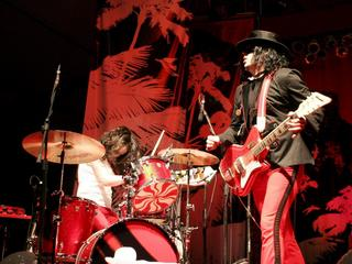 MEXICO MUSIC THE WHITE STRIPES