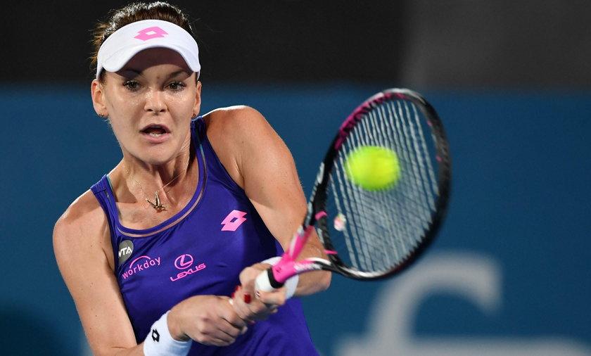 Agnieszka Radwańska pokonała Christinę McHale 7:6 (7-1), 6:1 w 1/8 finału turnieju WTA w Sydney