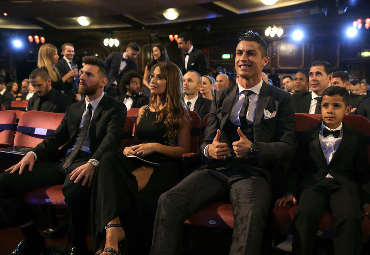 Kristijano Ronaldo junior