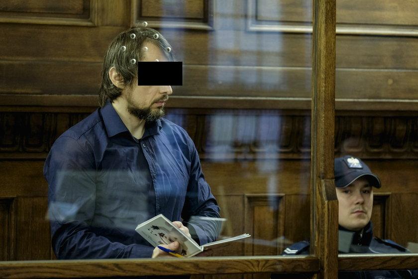 Dariusz N. został skazany na ćwierć wieku więzienia za zabójstwo piłkarza GKS Dominika Koszowskiego i usiłowanie zabójstwa jego ojca