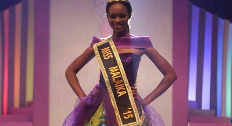 Kuukua is Miss Malaika 2015