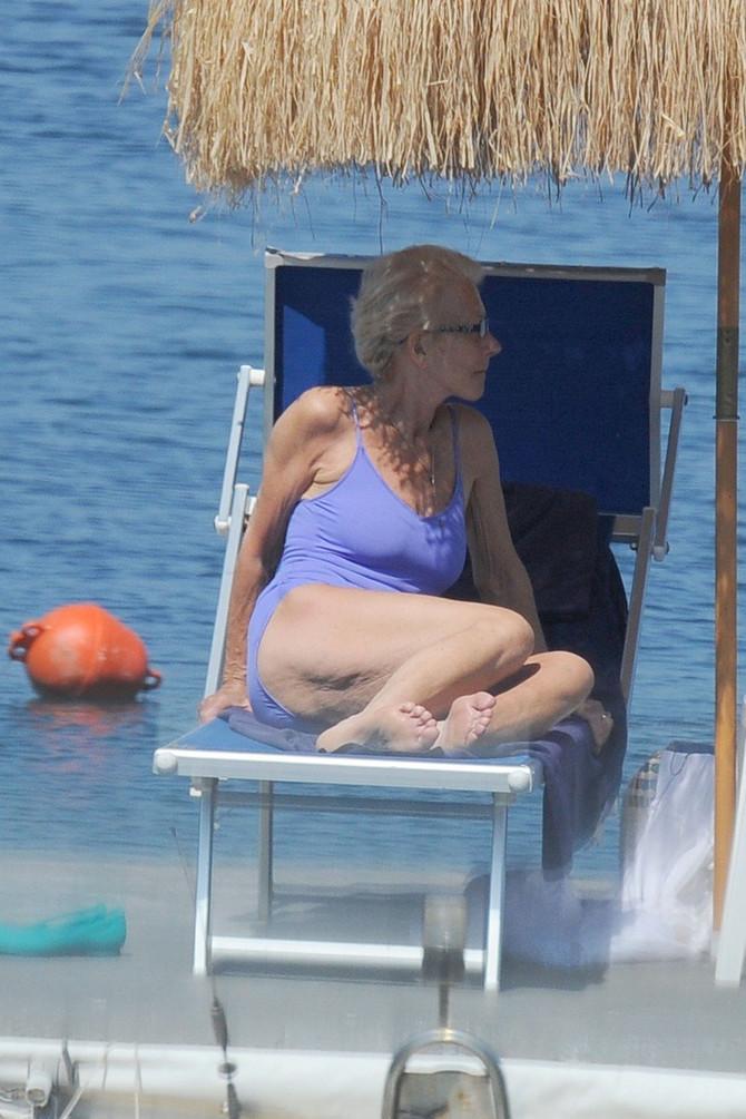 Helen Miren je simbol elegancije u svakom izdanju