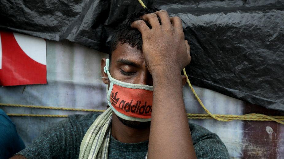 Koronawirus. Indie: kolejny globalny rekord zakażeń COVID-19