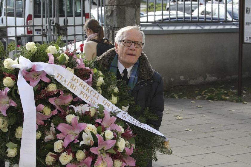 Pogrzeb Jana Kobuszewskiego