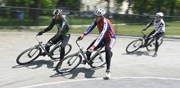 Naucz się żużla na rowerze!