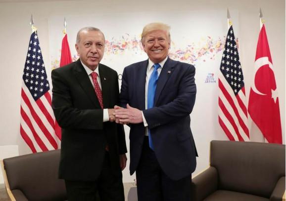 Erdogan i Tramp