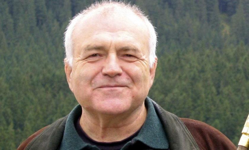 Jan Byrczek nie żyje