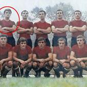 NEVIĐENE FOTOGRAFIJE RADOMIRA ANTIĆA Evo kako je slavni Srbin izgledao u tinejdžerskim danima /FOTO/
