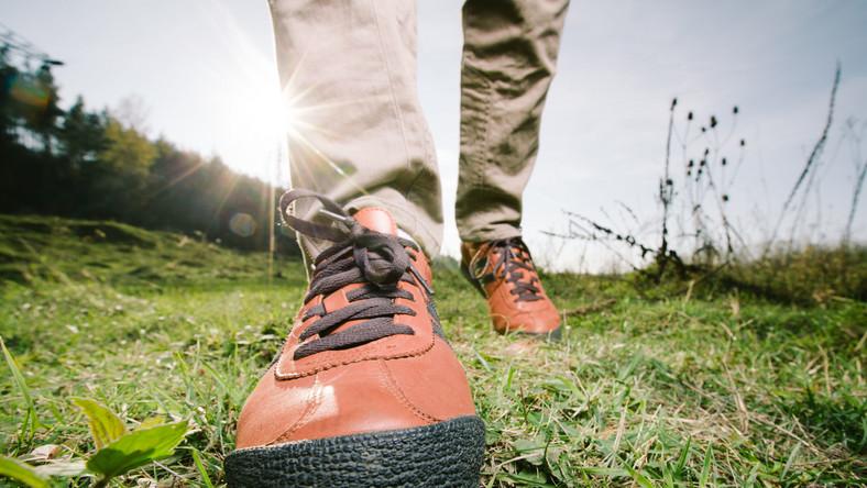 Spacer zapobiega zawałowi serca