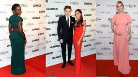 Znane kobiety i dwóch panów na gali Glamour Women of the Year