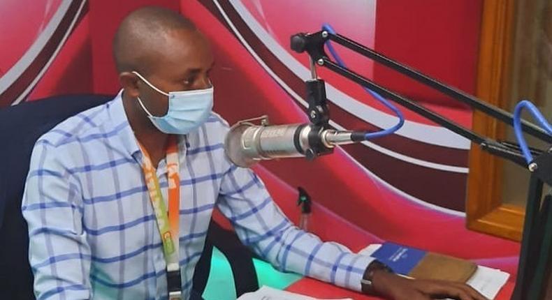 Inooro FM's Jeff Kuria