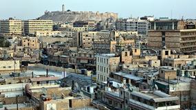 Wojna domowa niszczy syryjskie zabytki