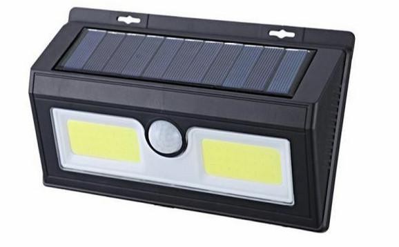 Dvostruka LED solarna lampa