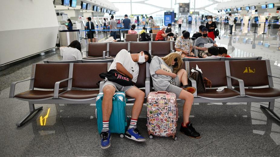 Jakie przysługują nam świadczenia, gdy linie lotnicze nie wpuszczą nas na pokład samolotu? (Zdjęcie ilustracyjne)