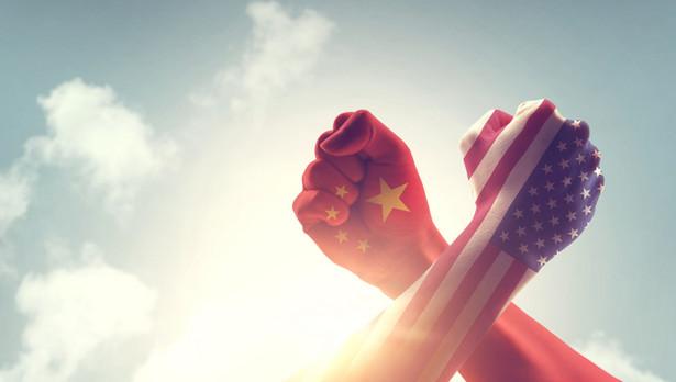 USA Chiny