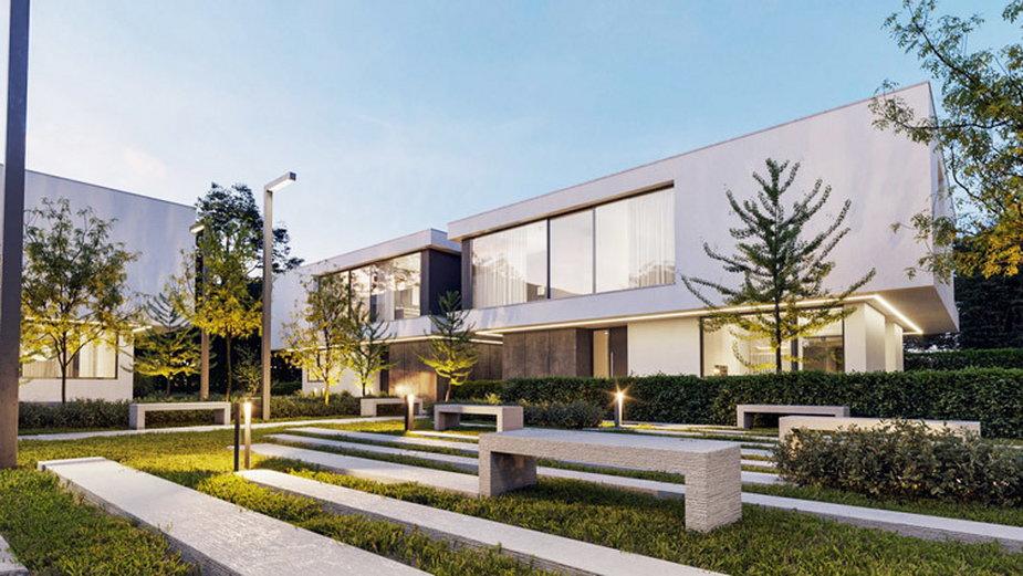 Minimalistyczne i ekologiczne dom jednorodzinne