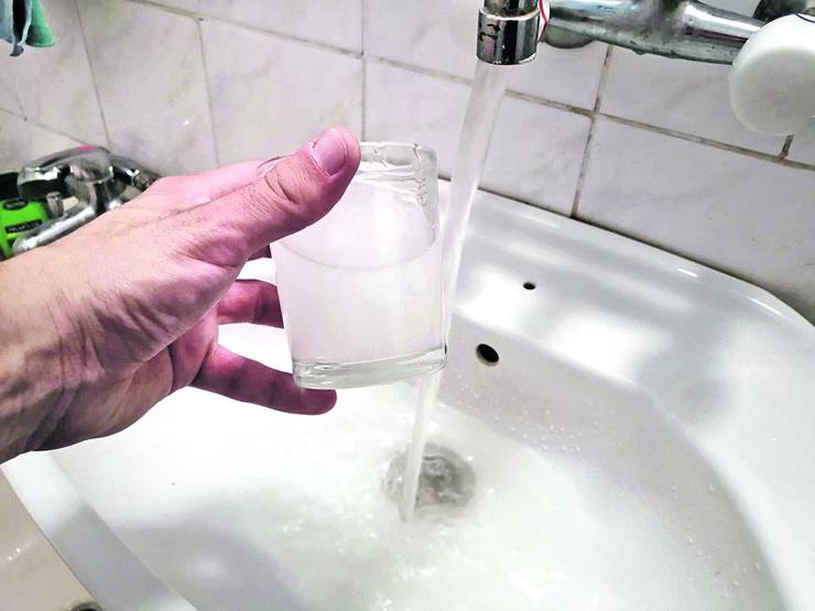 Bez vode Palilula,Zvezdara, Barajevo
