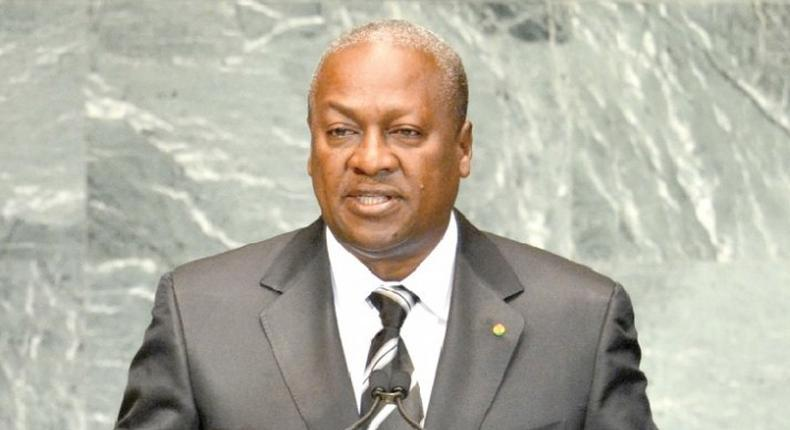 President Mahama to adddress UN General Assembly