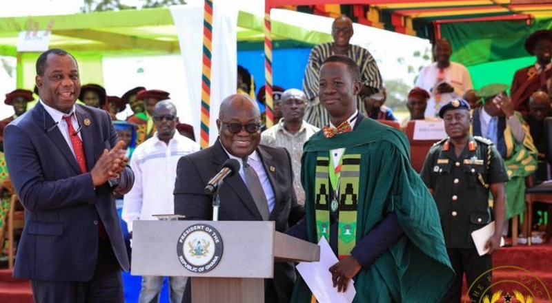 UDS Wa, Navrongo campuses to be autonomous universities- Akufo-Addo