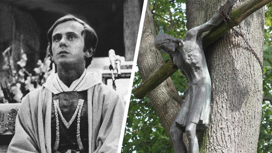Urodziny ks. Popiełuszki. Łączność życia z krzyżem
