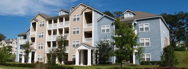 nieruchomości, blok, mieszkanie