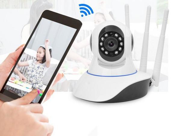 Smartex wifi IP kamera