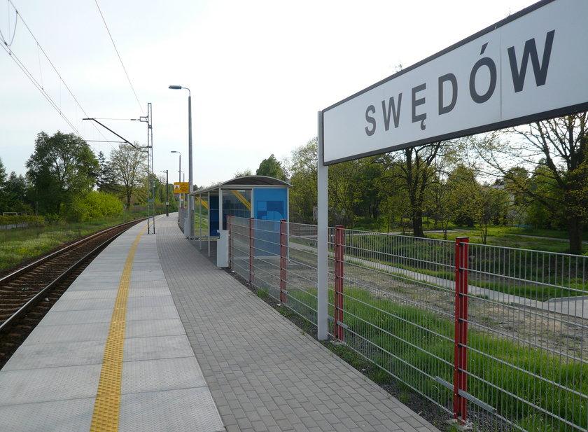 Nowy przystanek w Swędowie
