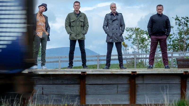 """Trainspotting 2"" - kadr z filmu"
