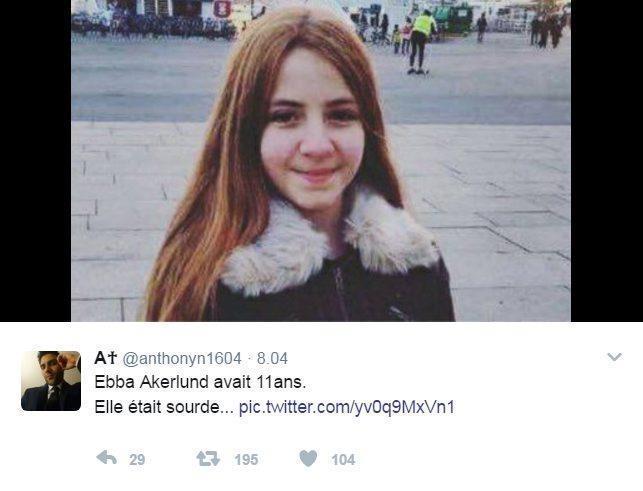 Zamach w Sztokholmie