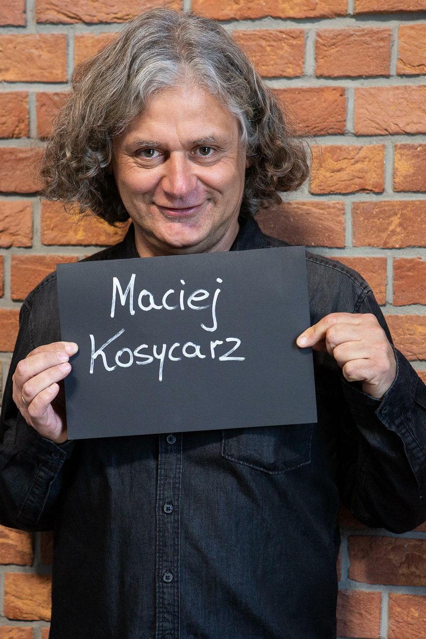 Maciej Kosycarz  († 56 l.)