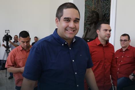 Nikolas Maduro Mlađi
