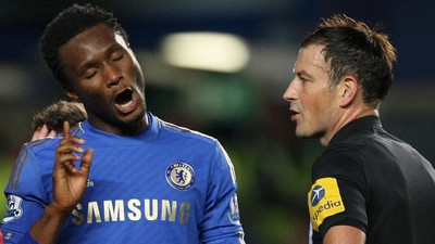 Mikel Obi says he won't apologise to former referee Mark Clattenburg over 2012 racism allegation