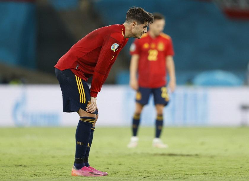 Napastnik Juventusu zdradził też po meczu z Polakami, że ze względu na zachowanie kibiców nie jest w stanie skupić się na grze w piłkę.