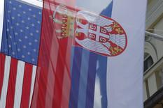 Srbija, Amerika, Zastava, Ivica Dačić, Kajl Skot