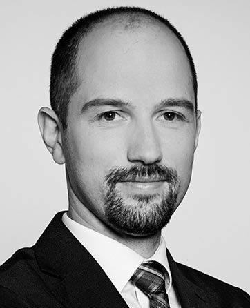 Konrad MŁYNKIEWICZ radca prawny, dyrektor działu prawa administracyjnego Kancelarii Sadkowski i Wspólnicy