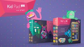 Kiano Kid Pad Mini, tablet dla dzieci