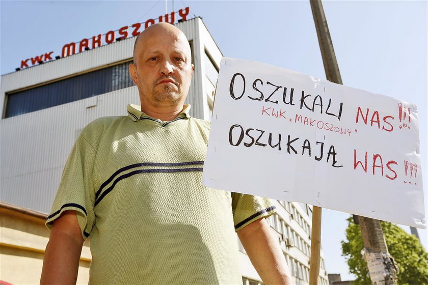 Jan Kijak (47 l.), górnik z KWK Makoszowy