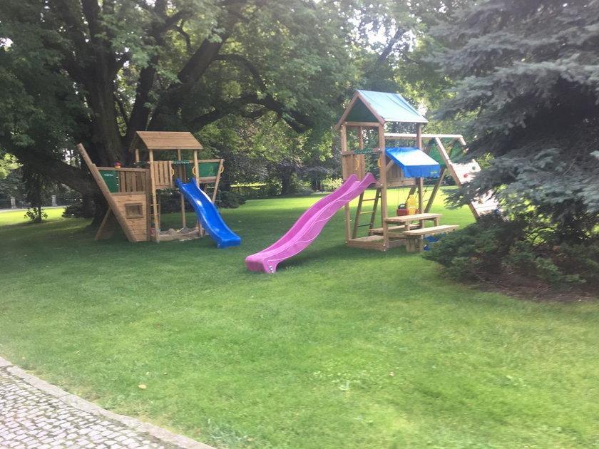 Plac zabaw dla Royal Babies