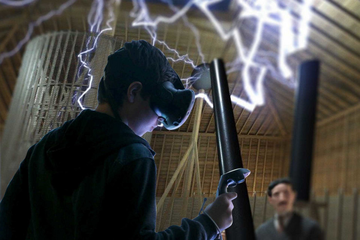 Doživi Teslu VR postavka u muzeju