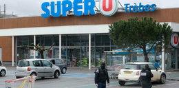 Trzy bomby w supermarkecie. Zamachowiec planował masakrę
