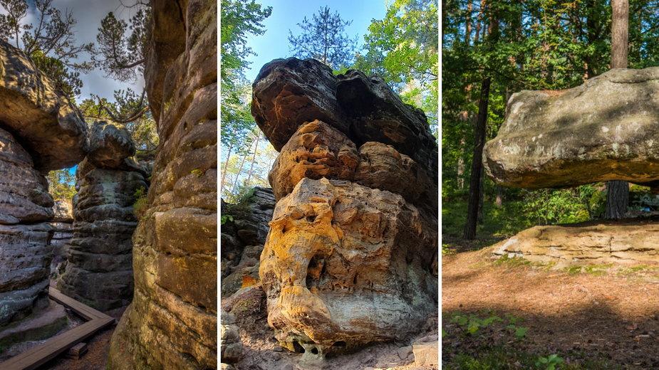 Skalne miasta i inne ciekawe formacje skalne w Polsce. Które warto zobaczyć?