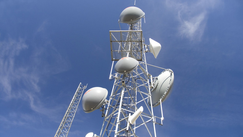 Wieża telefonii komórkowej