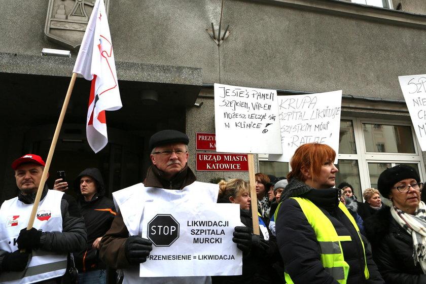 Katowice. Nie będzie połączenia Szpitala Murcki z Górnośląskim Centrum Medycznym